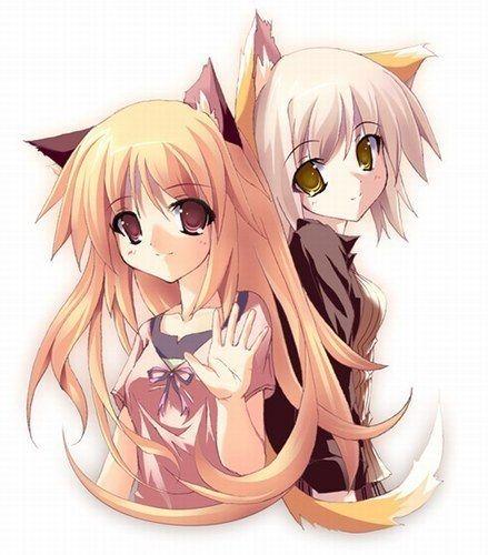 Chat manga - Femme chat manga ...